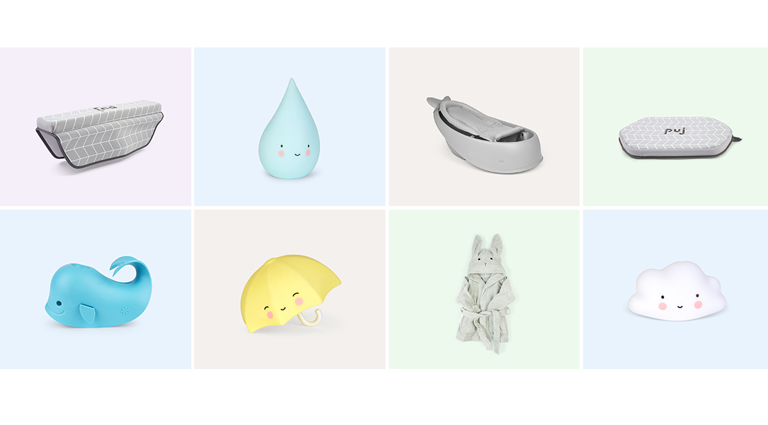 Buy useful baby bathtime products at KIDLY