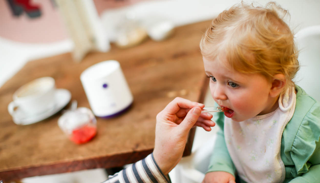 Itsy Blitz aims to take the hassle out of baby feeding on the go.