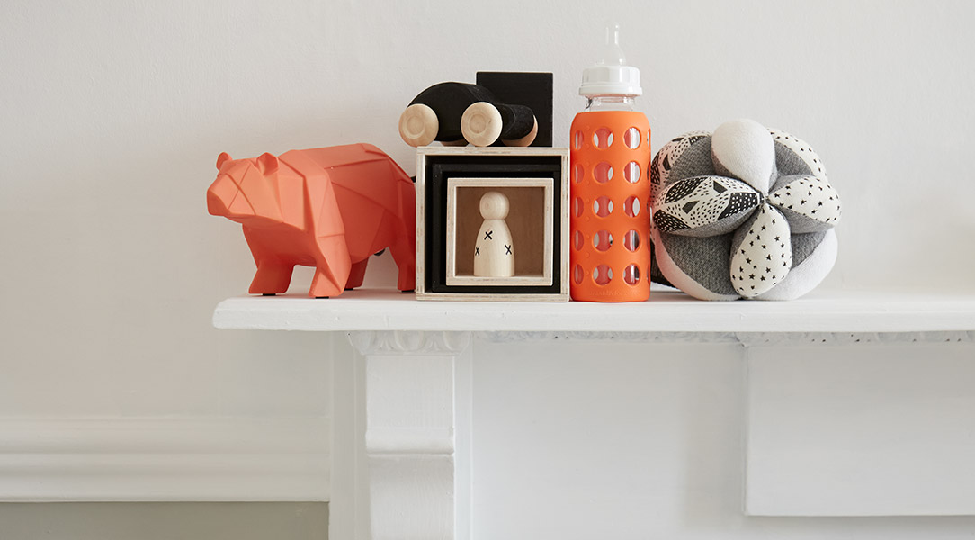 Bring in a woodland feel to the nursery with carefully chosen products