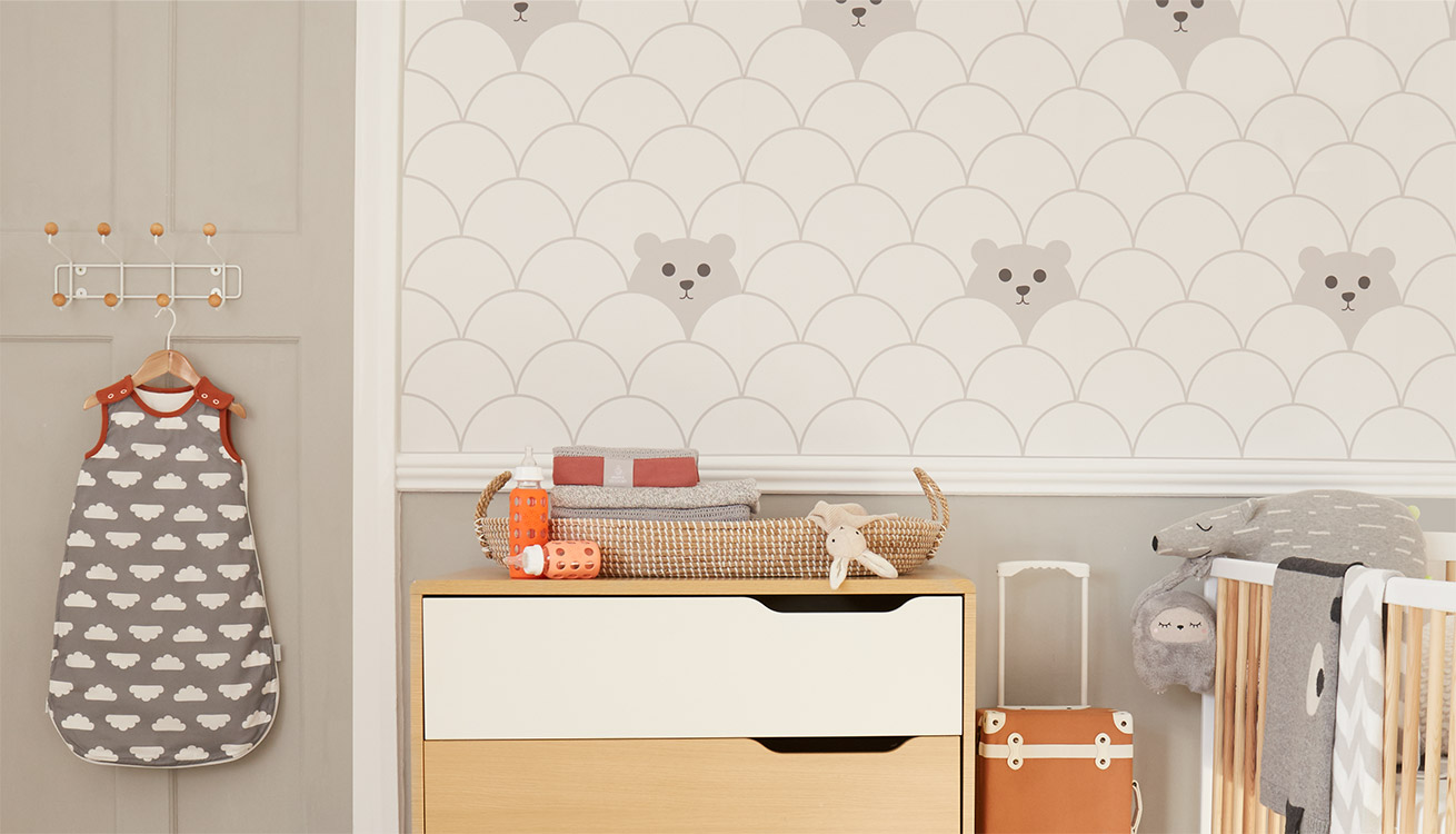 Create a neutral woodland nursery with our style hints and tips