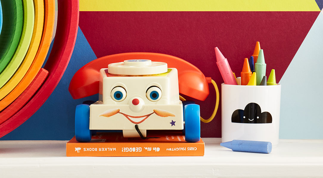 Fisher Price Phone Toy