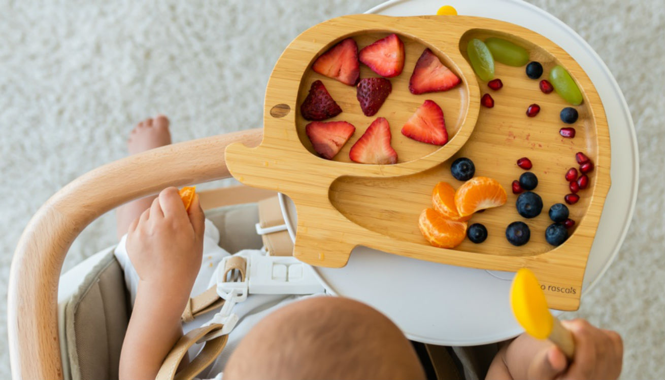 Eco rascals dining plate