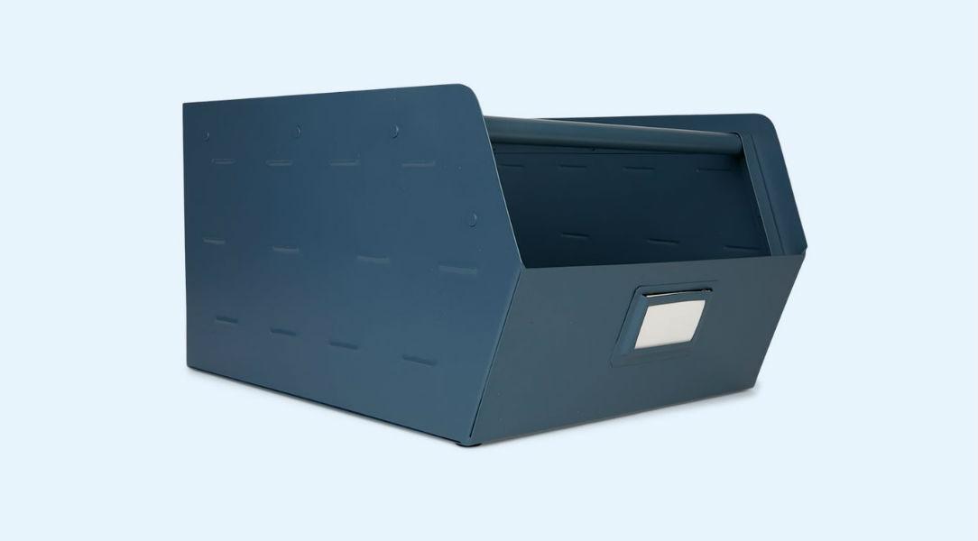 Kids Depot Metal Storage Boxes