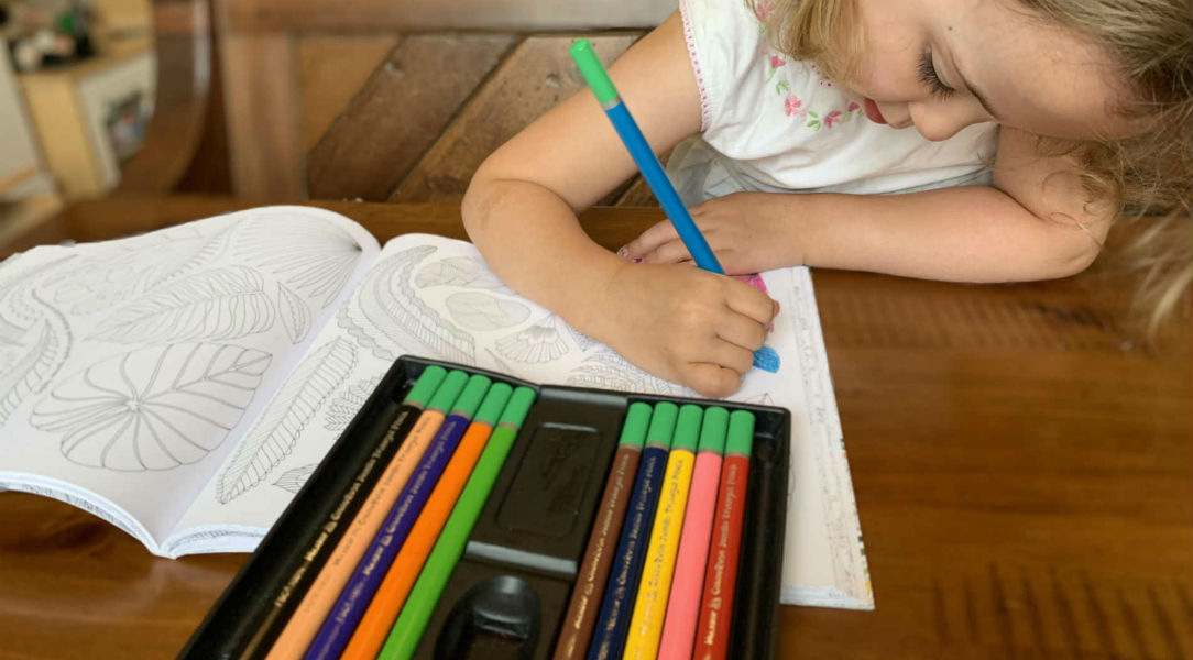 Micador Junior ColourRush Jumbo Pencils