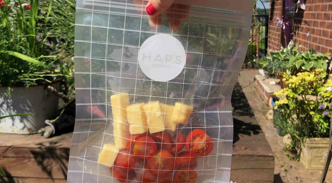 Haps Nordic's Snack Bags