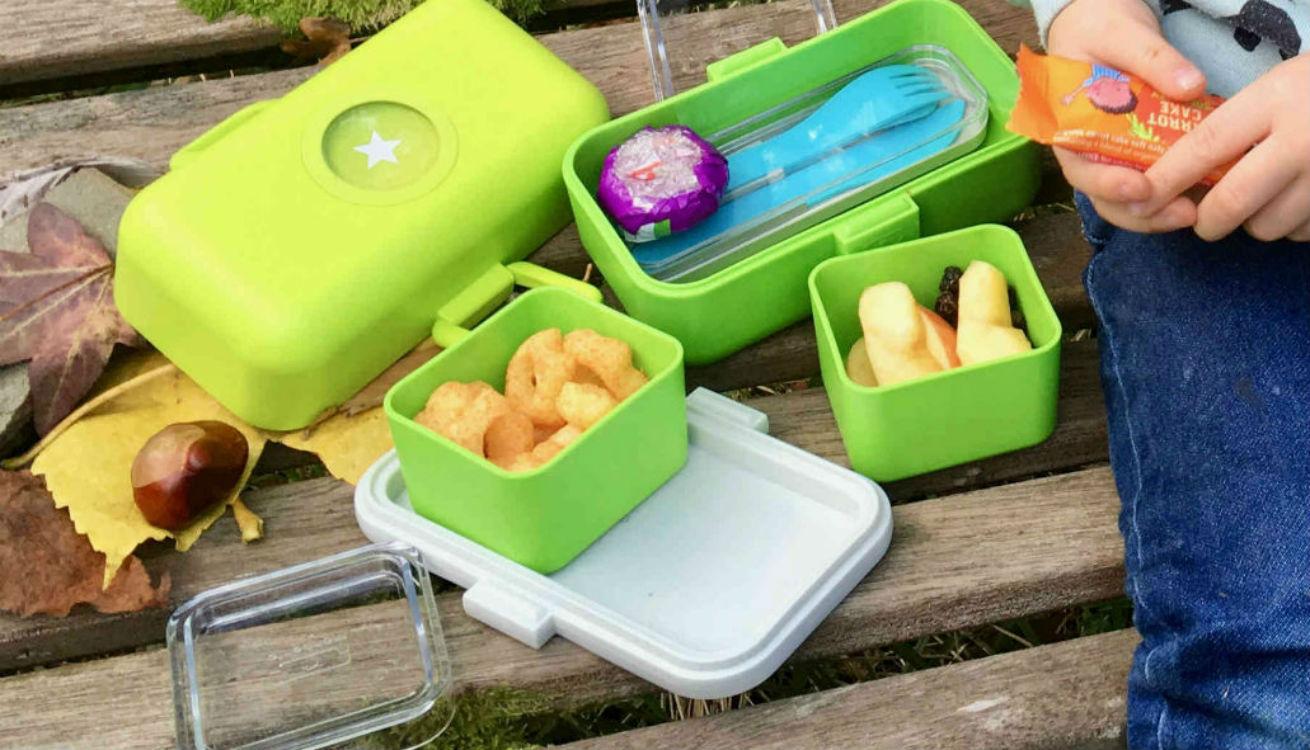 Monbento Tresor Kids Bento Box