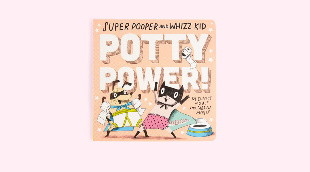 Abrams & Chronicle Books Super Pooper and Whizz Kid: Potty Power!