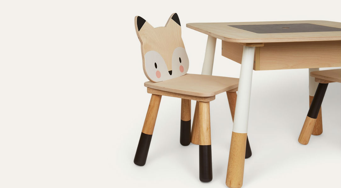 Tender Leaf Toys Forest Table & Chair