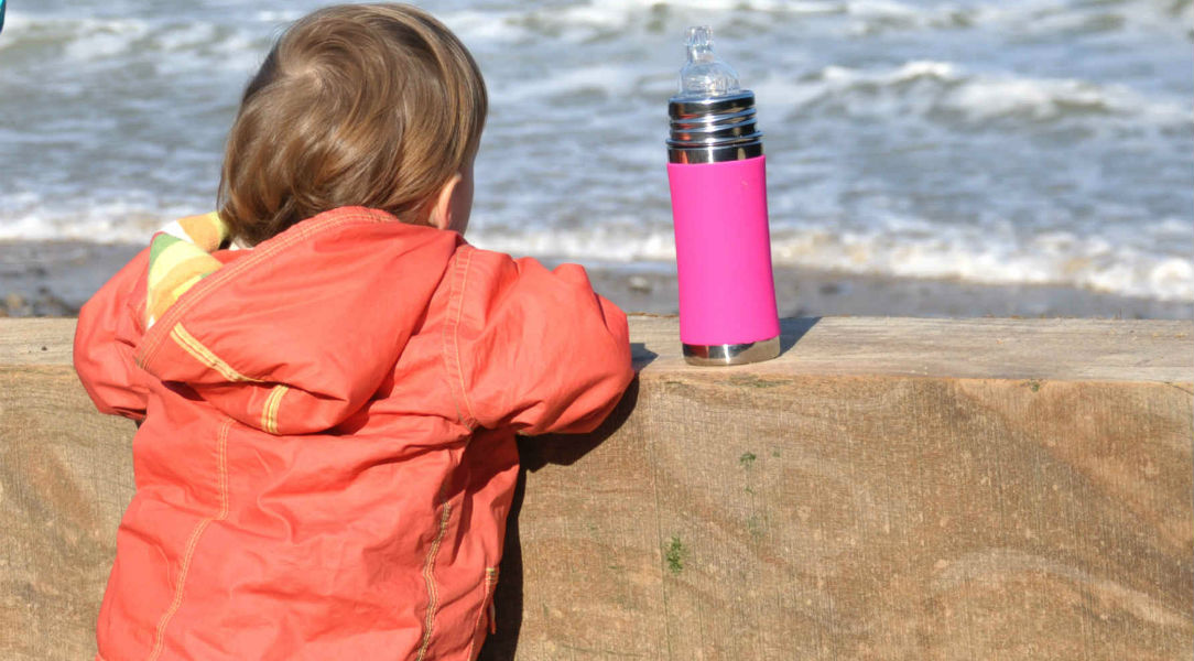 Pura 9oz Insulated Toddler XL Sippy Cup