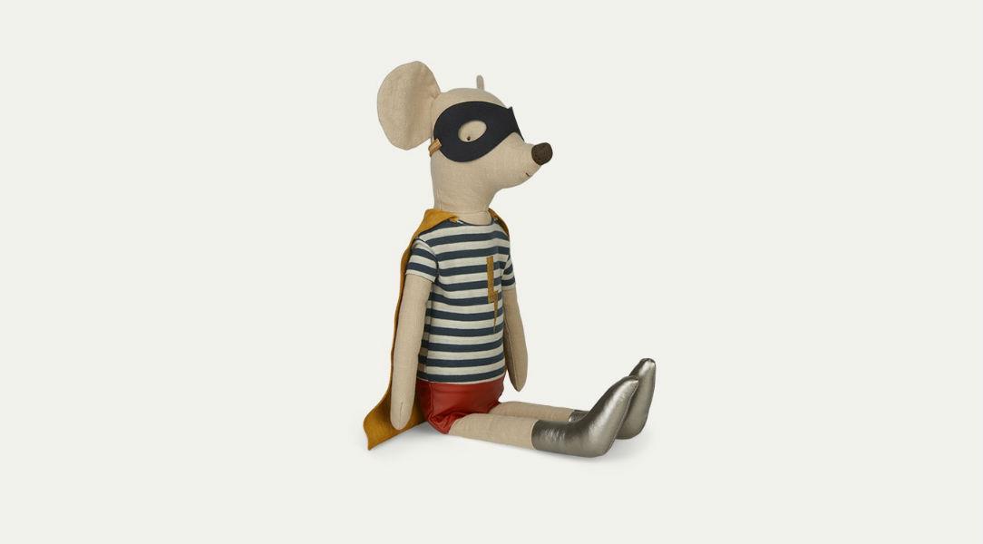 Maileg Super Hero Maxi Mouse