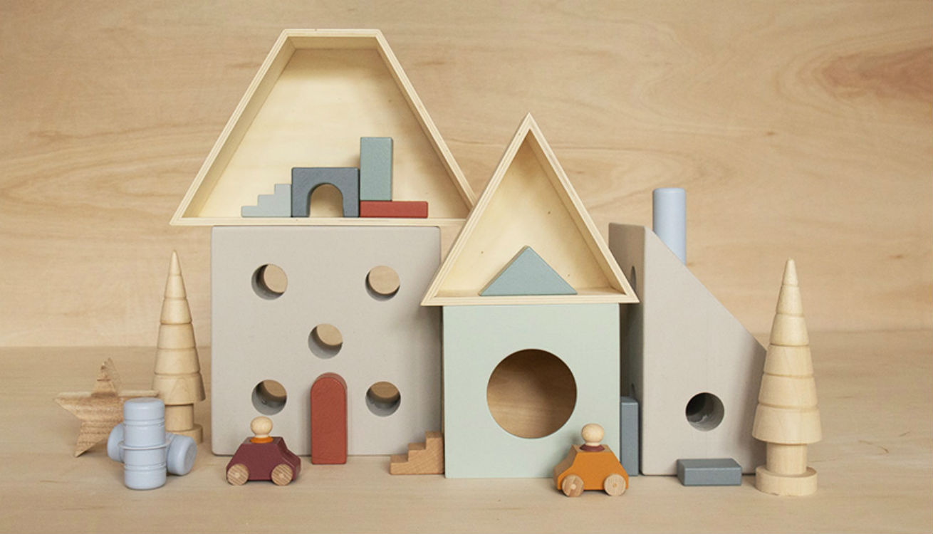 Puzzles and building toys