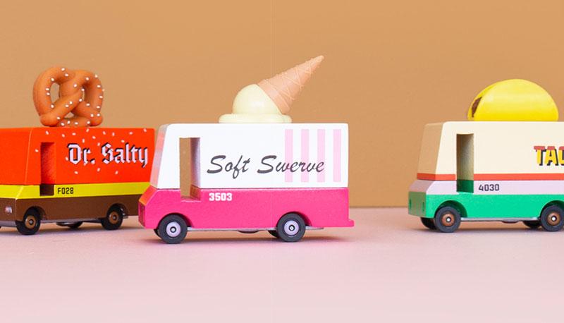 Candylab food trucks