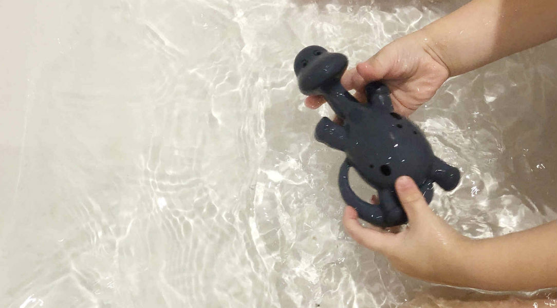 Liewood Algi Dinosaur Bath Toys 2 Pack