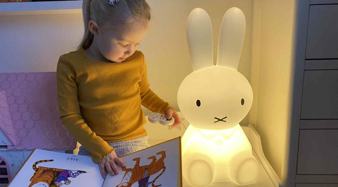 Mr Maria Miffy Original Lamp