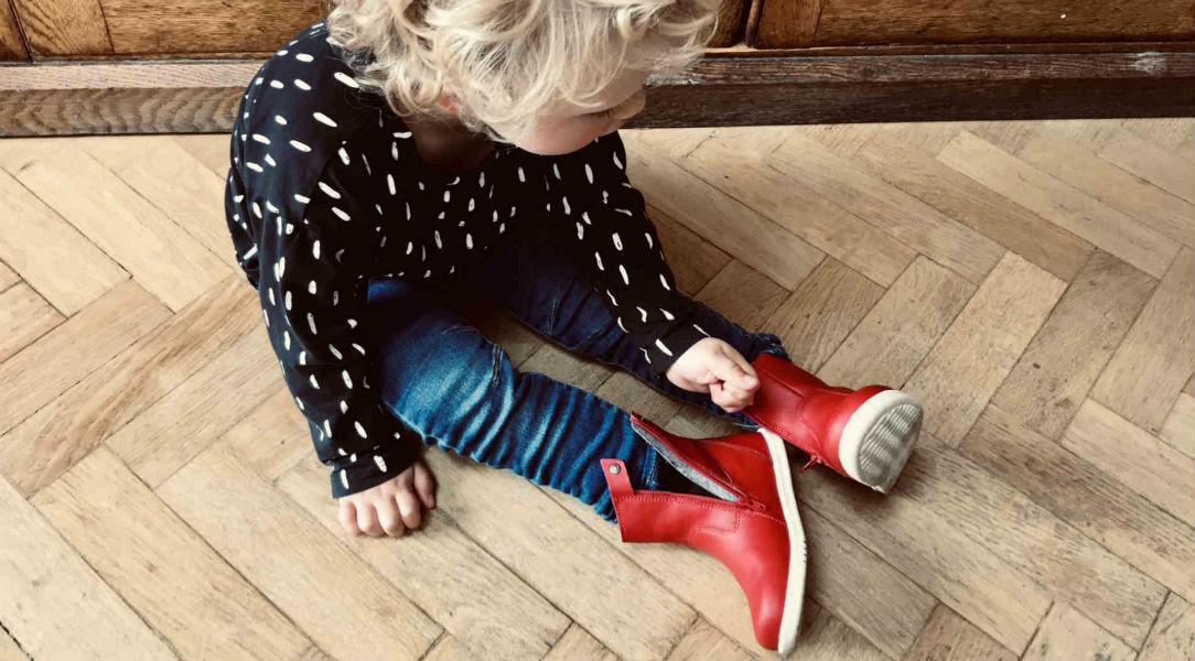 Bobux I-Walk Paddington Waterproof Boot