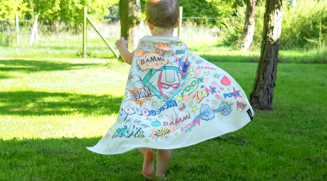 Selfie Craft Co Colour-In Cape