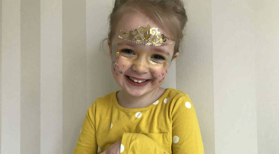Djeco Face Paint Dress Up Set