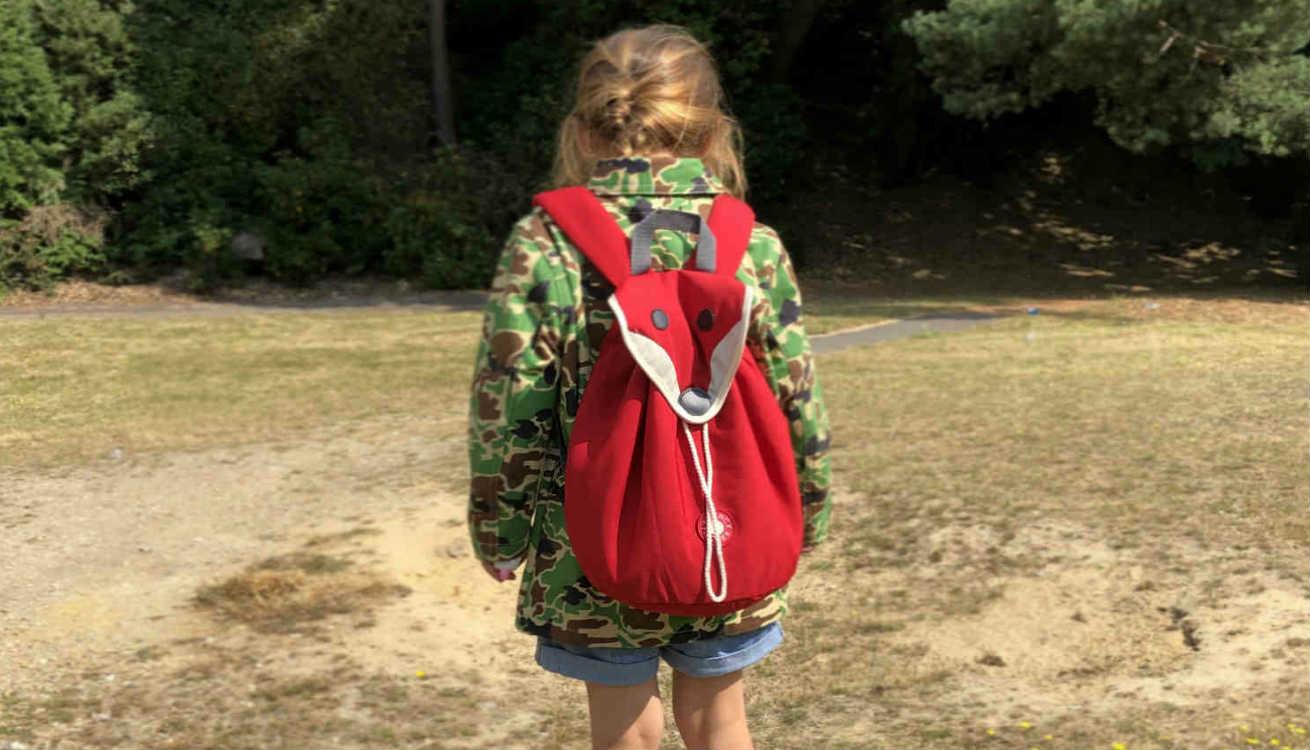 Bag For Nursery Or Pre School
